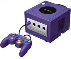 photo Sortie Nintendo Gamecube