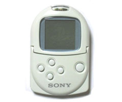 photo Sortie Pocketstation Sony au Japon
