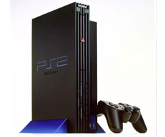 photo Sortie PS2 de Sony
