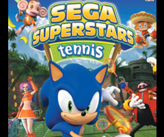 photo Sortie Sega Superstars Tennis sur Xbox 360