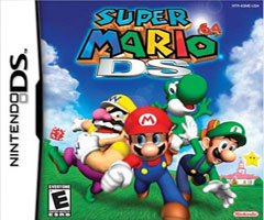 photo Sortie Super Mario 64 sur Nintendo DS