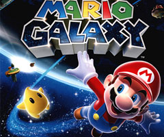 photo Sortie Super Mario Galaxy sur Wii