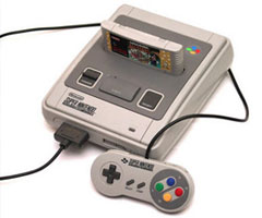 photo Sortie Super Nintendo
