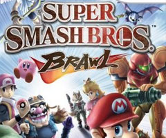 photo Sortie Super Smash Bros Brawl sur Wii