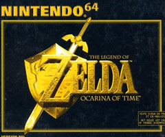 photo Sortie The Legend Of Zelda: Ocarina of Time sur Nintendo 64