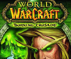 photo Sortie World of Warcraft The Burning Crusade sur PC