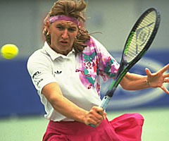 photo Steffi Graf gagne l'Open d'Australie 1994