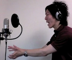photo Street Fighter en Beatbox par Hikakin
