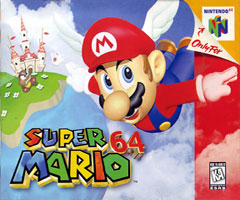 photo Super Mario 64 sur Nintendo 64