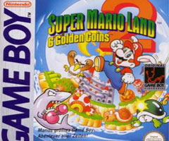 photo Super Mario Land 2 : 6 Golden Coins sur Game Boy