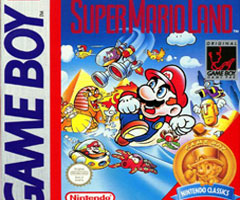photo Super Mario Land sur Game Boy