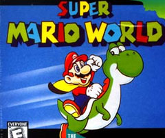 photo Super Mario World sur Super Nintendo