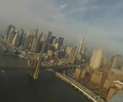 photo Survoler New York avec un avion radiocommandé