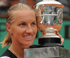 photo Svetlana Kuznetsova gagne l'US Open 2004