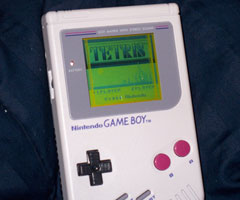 photo Tetris sur Game Boy