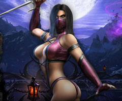 photo TheMortalKombat.com le site du jeu Mortal Kombat qui arrive sur PS3 et Xbox 360