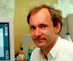 photo Tim Berners-Lee annonce publiquement le WorldWideWeb sur Usenet