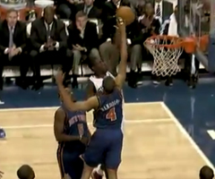 photo Top 10 des dunks de présaison NBA 2010-2011
