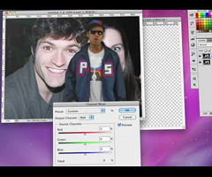 photo Le Tuto Photoshop Rap