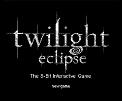 photo Twilight Eclipse en 8-Bit