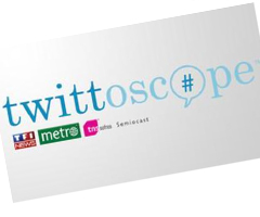 photo Twittoscope TF1 News
