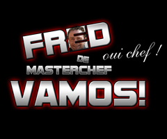 photo Vamos, chanson de Fred de Masterchef
