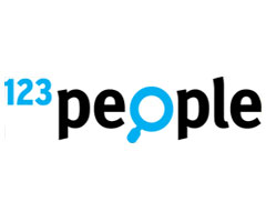 Logo 123People