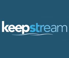 Logo Keepstream
