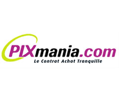 Logo Pixmania