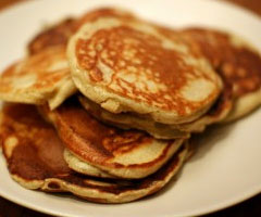 Recette Blinis Yaourt