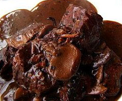 Recette daube de sanglier