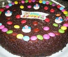 gateau d'anniversaire facile  faire
