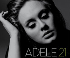 Album Adele : 21 CD