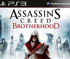 Jeu Assassin's Creed : Brotherhood PS3