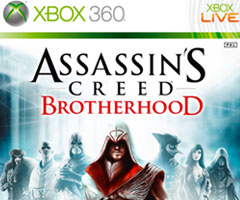 Jeu Assassin's Creed : Brotherhood Xbox 360