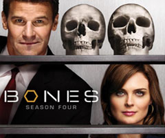 Série Bones Saison 4 DVD