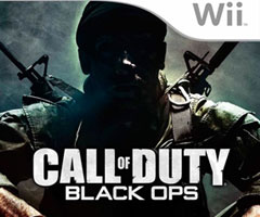 Jeu Call Of Duty : Black Ops Wii
