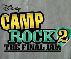Camp Rock 2 Blu Ray