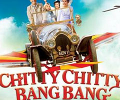 Chitty Chitty Bang Bang Blu Ray