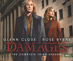 Série Damages : Saison 3 DVD