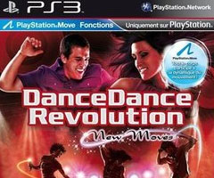 Jeu Dance Dance Revolution : New Moves PS3