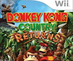 Jeu Donkey Kong Country Returns Wii
