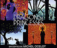 Dessin anim� Dragons et Princesses DVD