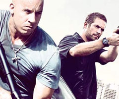 Film Fast And Furious 5 le Film