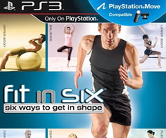 Jeu Fit in Six PS3