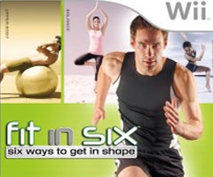 Jeu Fit in Six Wii