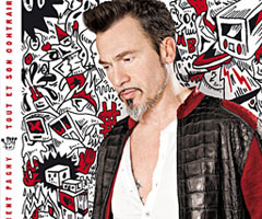 Album Florent Pagny : Tout & Son Contraire CD