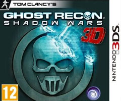 Jeu Ghost Recon : Shadow Wars Nintendo 3DS