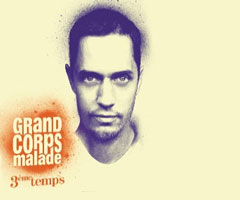 Album Grand Corps Malade 3è Temps CD