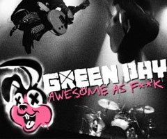 Album Greenday : Awesome as Fuck CD